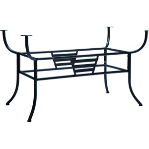 outdoor wrought iron table base YB680806