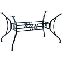 outdoor wrought iron table base YB681202